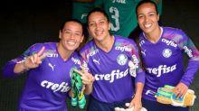 Palmeiras demite preparador de goleiras do time feminino