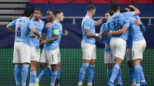 Borussia M'gladbach 0-2 Man City: Pep's men cruise to victory