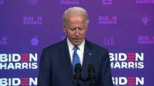 Biden will in Kenosha versöhnen