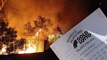 'It's a miracle': Uninsured family who lost home in bushfires win the lotto