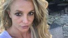 Britney Spears al natural