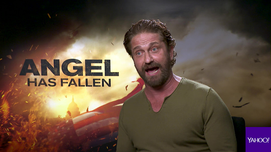 Gerard Butler: I want to 'do Shakespeare and make more passion projects'