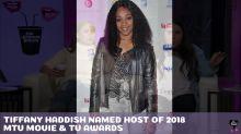 MTV finally makes a good decision by choosing Tiffany Haddish as its Movie & TV Awards host
