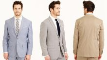 The best high-street suits for men