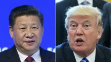 Trump predicts 'very difficult' China summit