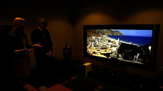 At Sony Studios, gearing up for the 4K TV revolution