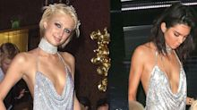 12 times Kendall Jenner channelled Paris Hilton's style
