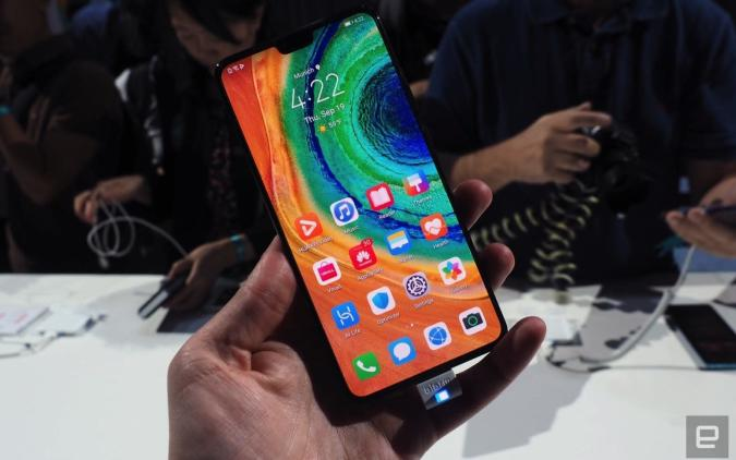 Huawei boosts smartphone sales in China by a whopping 66 percent