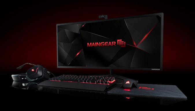 Maingear proves that all-in-ones can be monster gaming PCs