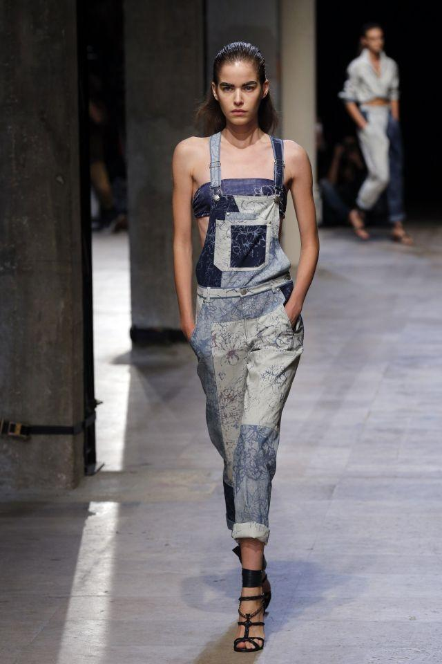 218a47c489 Spring Summer 2015  ready-to-wear influenced by the 90s