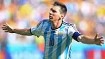 Messi saves Argentina with extra time goal