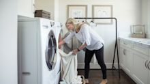 16,000 Amazon users agree these wool dryer balls make laundry easier