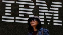 Las ventas de IBM superan previsiones por computación en nube y servicios de seguridad