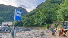 Hochwasser-Alarm in Südtirol - Straßen gesperrt