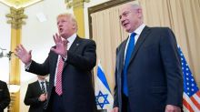 Trump says never mentioned Israel when providing info to Russia