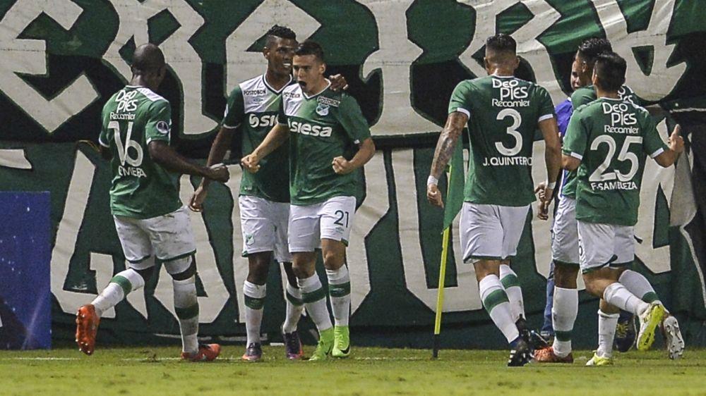 Deportivo Cali quebró sobre el final a La Equidad y festejó