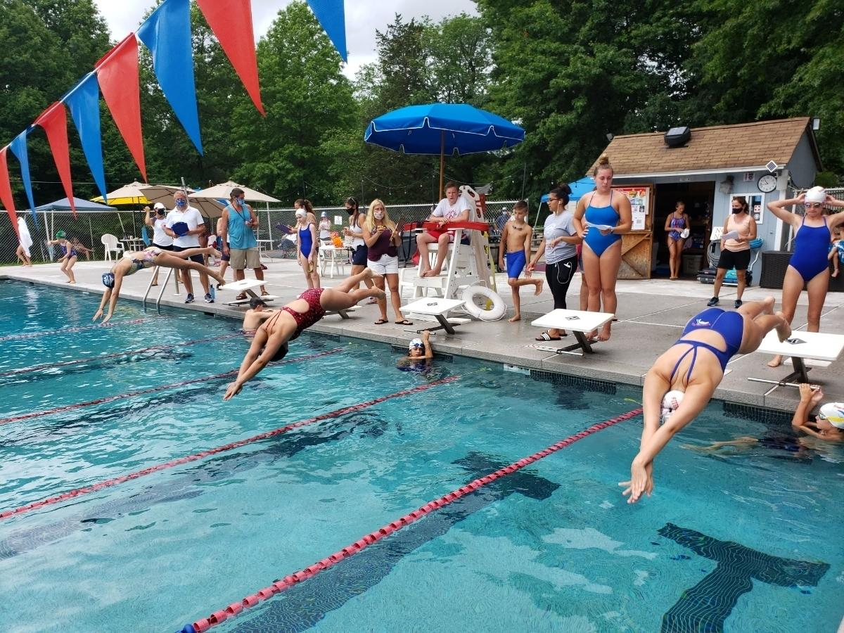 Somerset Hills Swim Club thought outside of the box to survive the pandemic and is now doing better ever.