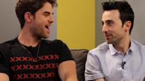 "Nathaniel Buzolic & Joshua Zuckerman HILARIOUS ""Significant Mother"" Interview"