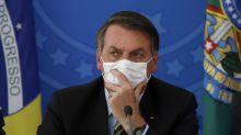 """Bolsonaro cita medidas dos estados e diz que """"remédio em excesso pode não fazer bem"""""""