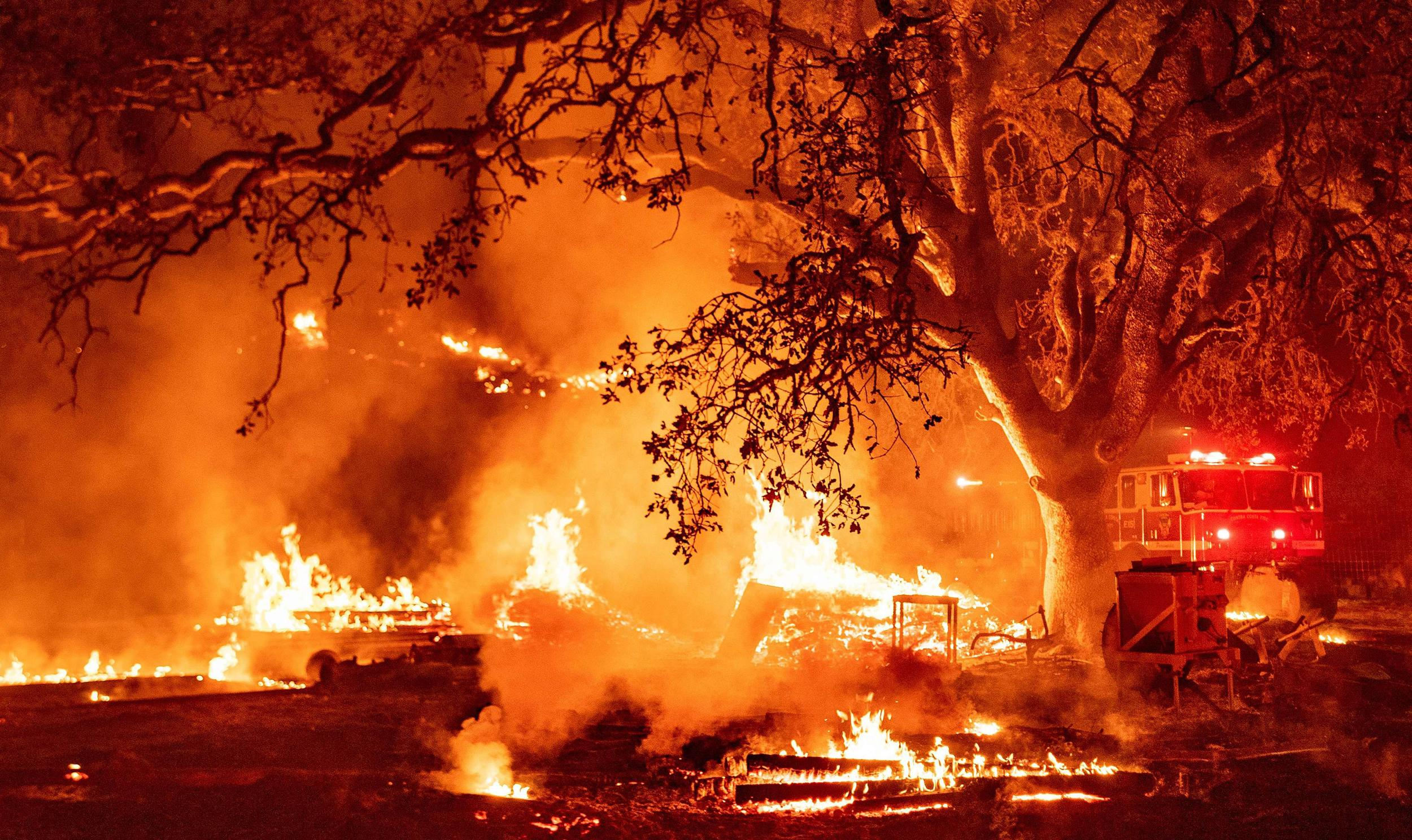 California exceeds 4 million acres burned by wildfires in 2020