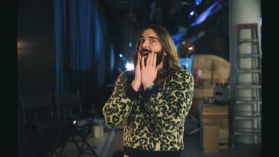 Jonathan Van Ness 'Freaks Out' For New Pop-Tarts® Pretzel In New Campaign For The Biggest Snacking Day Of The Year