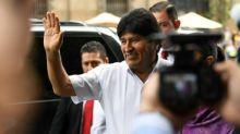 EEUU sugiere que Morales se mantenga al margen de las elecciones en Bolivia