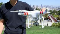 How to Upgrade Your Vacation With a Drone
