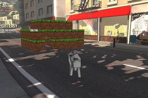 Goat Simulator sees Minecraft makeover in 1.1 patch