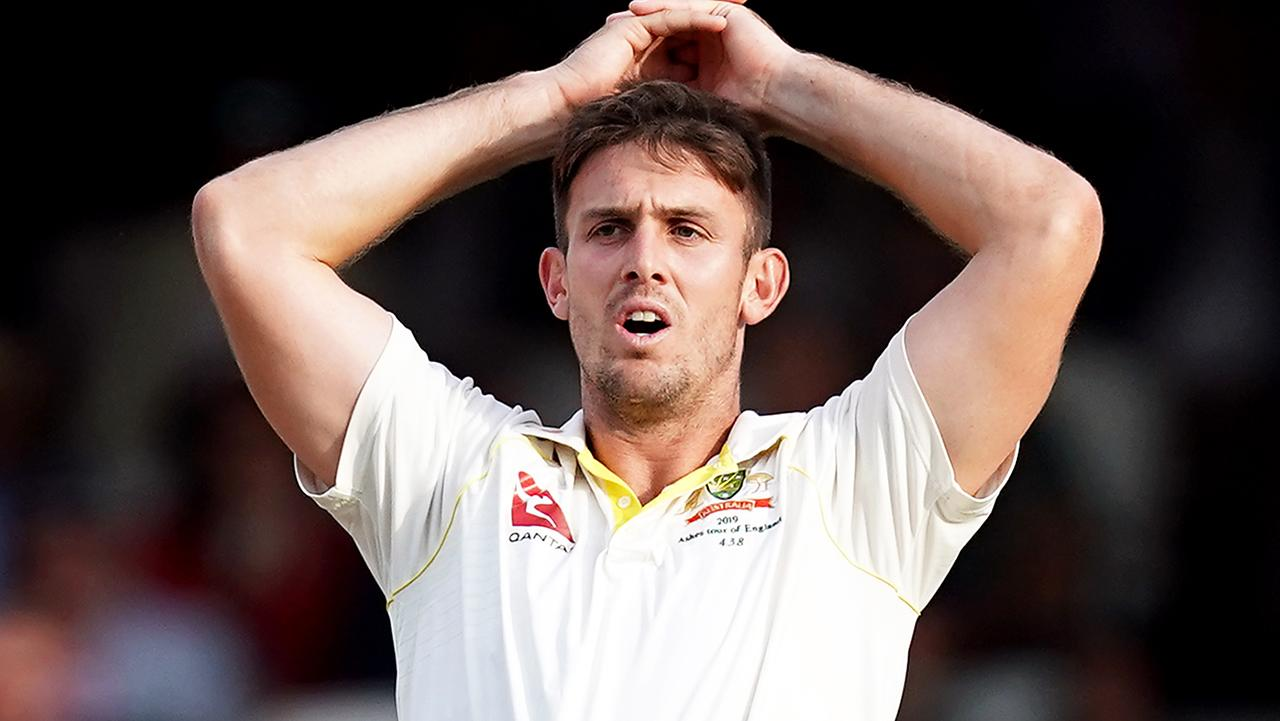 Mitch Marsh's startling admission about self-inflicted injury