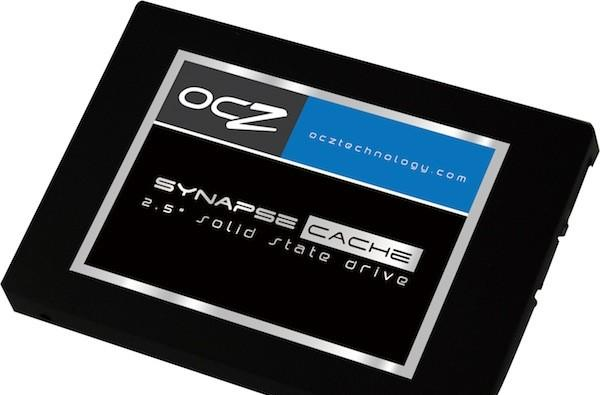 OCZ debuts Synapse Cache Series SSDs to compensate for your HDD's shortcomings
