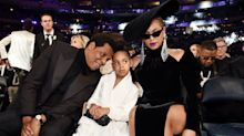 Blue Ivy's looks are criticized and Yahoo readers react