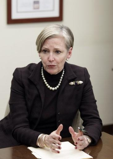 <p> Kullman is the first woman to head Dupont in its 206 year history, and has reversed decades of poor performance.</p>