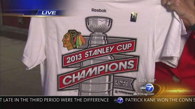 Blackhawks get Stanley Cup back after 3 years, short season, 2 goals in 17 seconds