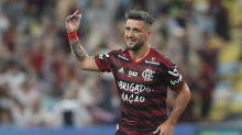 El uruguayo Arrascaeta, del Flamengo, pide votos para ganar el Premio Puskas