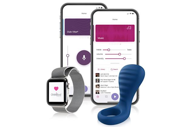 OhMiBod's Nex 3 is a smart vibrating couples ring
