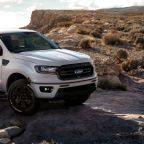 Ford Ranger receives new Black Appearance Package option