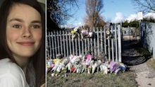 'Happy' schoolgirl died as she was struck by a train while looking at her phone