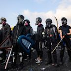 Inside 'Rioters' U,' the University That Has Seen Some of the Worst Clashes in Hong Kong