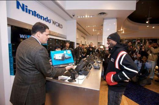 Wii U only needs one game bought to make a profit, says Nintendo