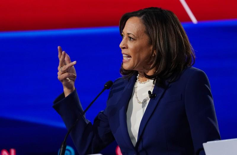 Layoffs, Pay Cuts Loom for Presidential Candidate Kamala Harris' Campaign