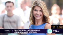 College cheating scandal escalates as networks cut ties with Lori Loughlin