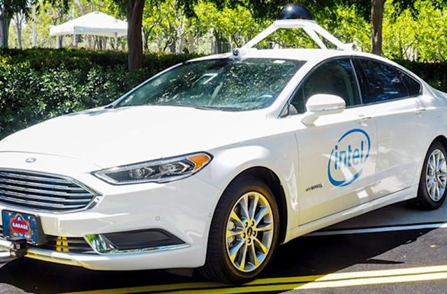 Intel proposes a mathematical formula for self-driving car safety