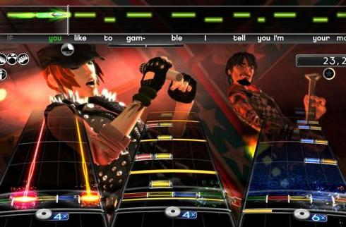 First Rock Band Network tracks coming to PSN tomorrow