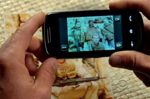Screen Grabs: Instinct HD captures evidence in NCIS: Los Angeles