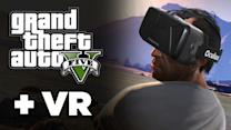 Just Because You Can Doesn't Mean You Should - GTA V and VR