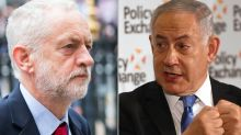 Jeremy Corbyn admits laying wreath following Twitter spat with Israeli PM
