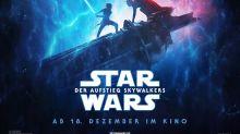 """""""Star Wars: Der Aufstieg Skywalkers"""": Eine Sache am Filmposter enttäuscht"""