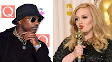 Adele and grime star Skepta rumoured to be dating
