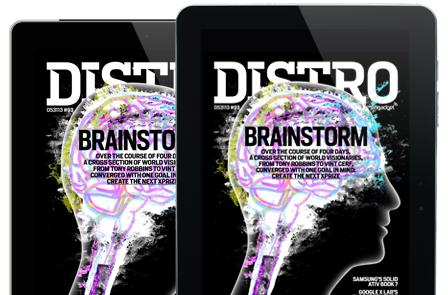 Distro Issue 93: The minds behind XPRIZE