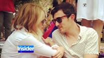 'Glee' Star Becca Tobin's Boyfriend Found Dead in Hotel Room